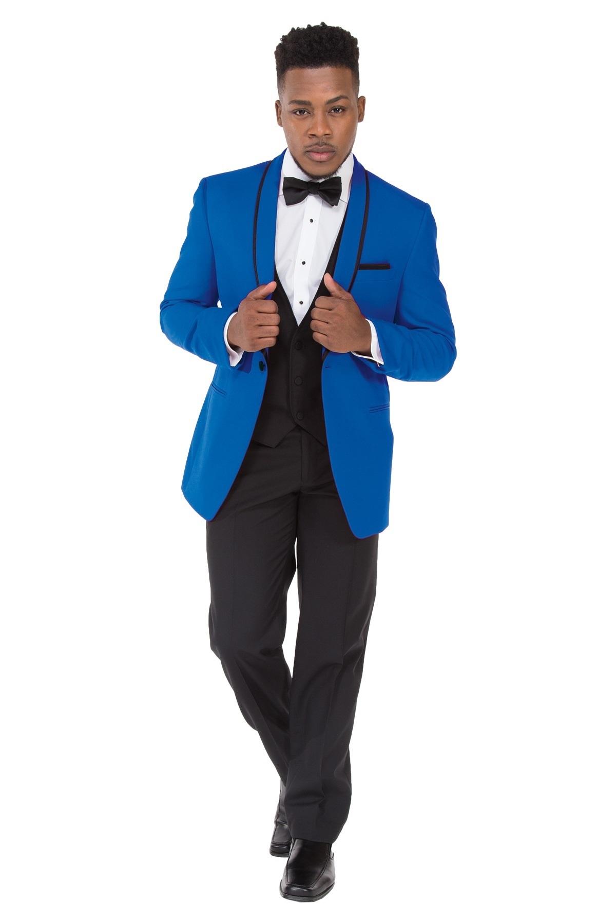 Milroy's Tuxedos - Royal GiNovia Conner Tuxedo