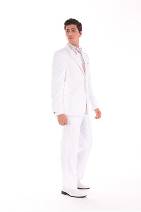 "Picture of White Joseph Abboud ""Joe"" Tuxedo"