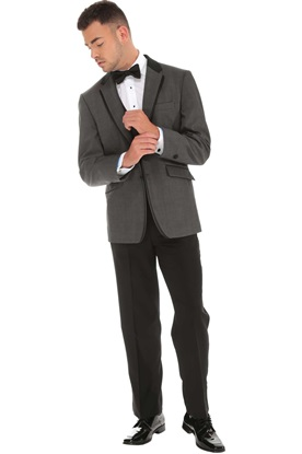 "Picture of Grey Joseph Abboud ""Joe"" Tuxedo"