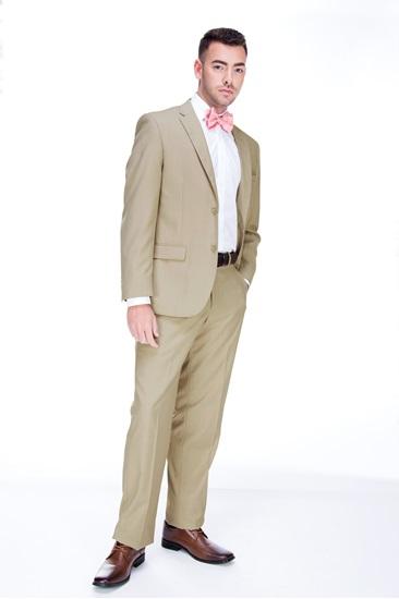 Tan Suit, Beige Suit, Suits, Wedding Suits, Weddings, 3 Piece Suit