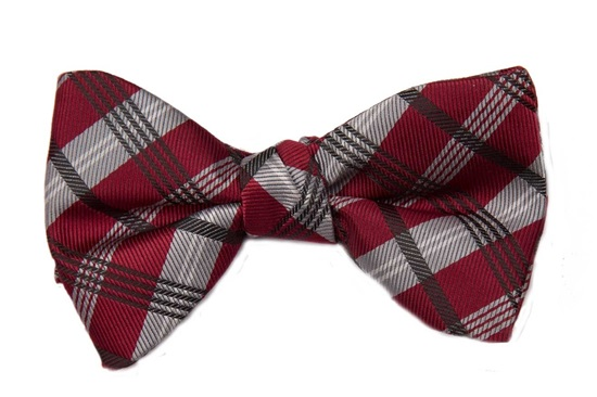 Picture of Apple Red Solid Plaid