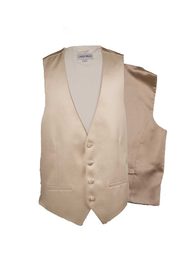 74527fa00283 Milroy's Tuxedos - Champagne Modern Solid