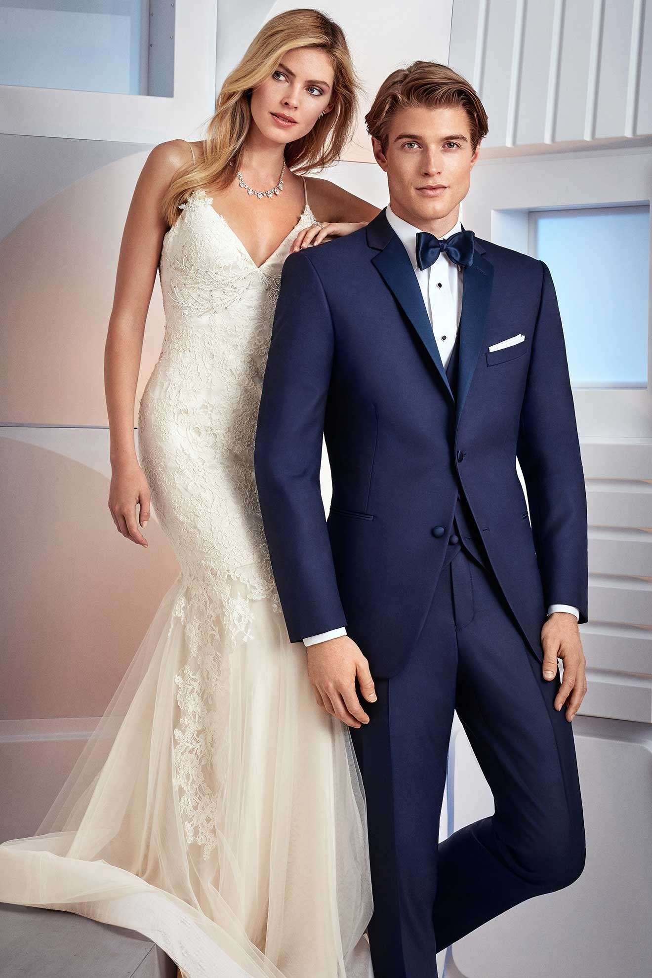 Milroy\'s Tuxedos - Wedding
