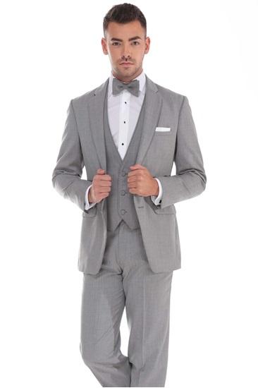Heather Grey Allure Suit