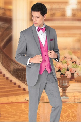 Michael Kors Grey Tux