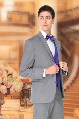 Michael Kors Grey Tux