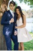 The Perfect Wedding Suit – Rent, Buy, or Both in Navy!  The David Major Select Navy Wedding Suit is the most versatile suit on the market! Updated Modern Slim Fit with New Comfort Fit Elastic Waist! Huge size range available in Boys 2 – Men's 70! Low cost rental price and purchase price . . . All these features give you the Perfect Wedding Suit!