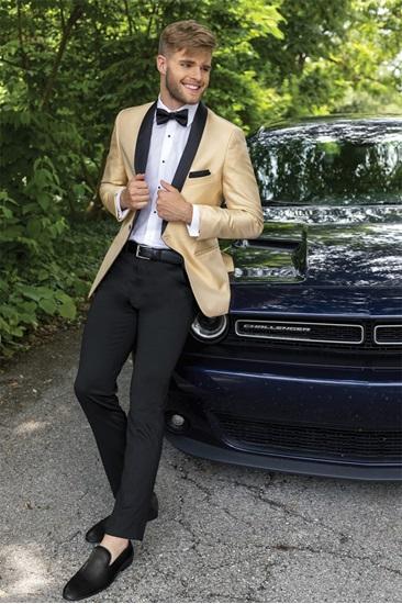 Gold Starlight Lame' Coat, Fun Reception Coat, Fun Tuxedo